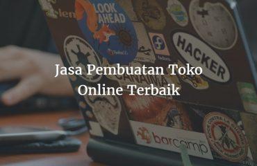 jasa toko online terbaik