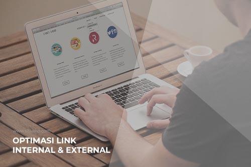 Optimasi Link Internal Dan External