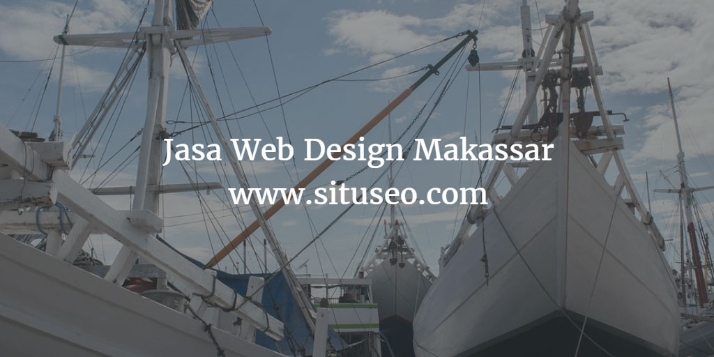 Cari Jasa Web Design Makassar