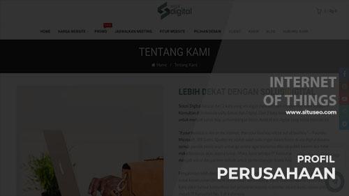 Profil Perusahaan Solusidigital.co.id
