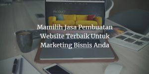 jasa pembuatan website terbaik indonesia