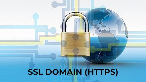 Wajib Menggunakan protokol SSL Domain HTTPS