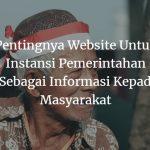 jasa pembuatan website pemerintahan