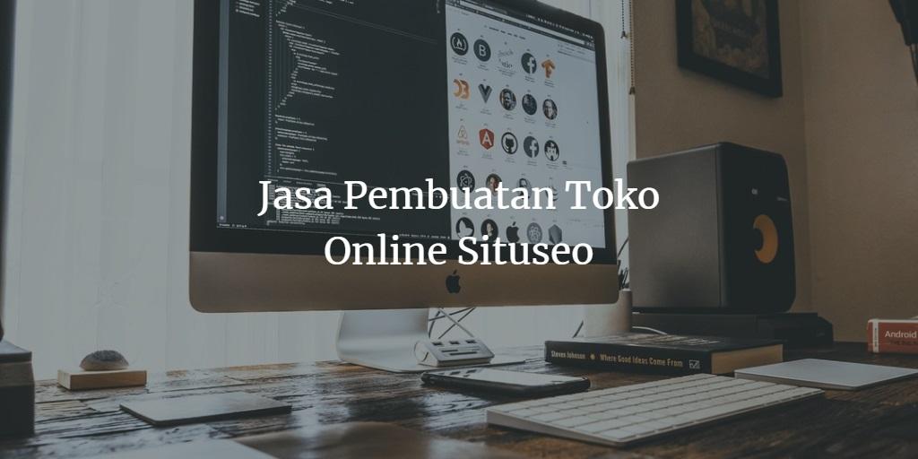 jasa toko online