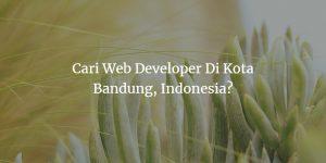 jasa web design bandung