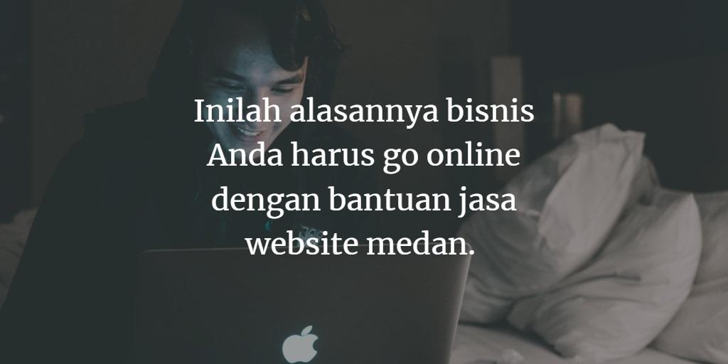 jasa website medan