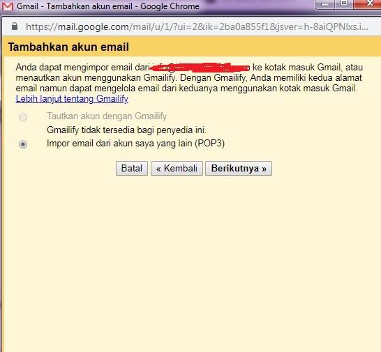 Begini Cara Membuat Email Perusahaan Terintegrasi Gmail Situseo
