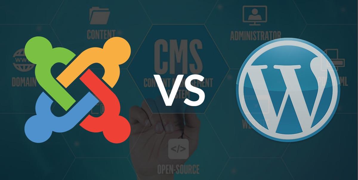 Perbedaan Mendasar Antara WordPress dan Joomla