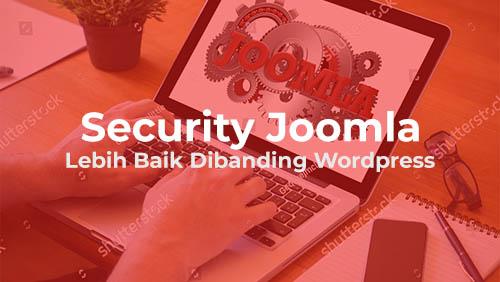 Security Joomla Sangat Aman