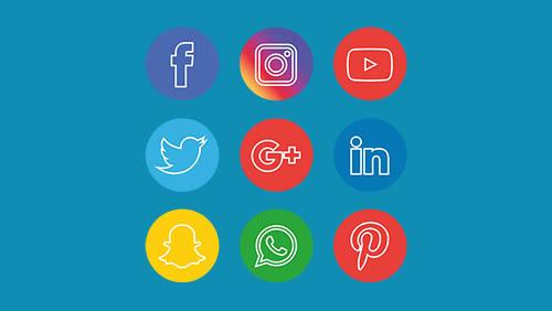 integrasi sosial media