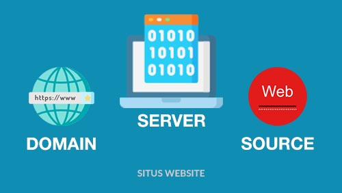 domain hosting situs website
